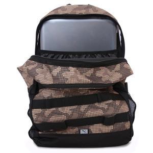 Style Backpack Unisex Bej Günlük Stil Sırt Çantası 07804002