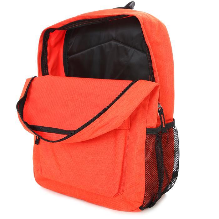 Back2School Unisex Çok Renkli Günlük Stil Sırt Çantası TEQYBP07011-ORA 1316968