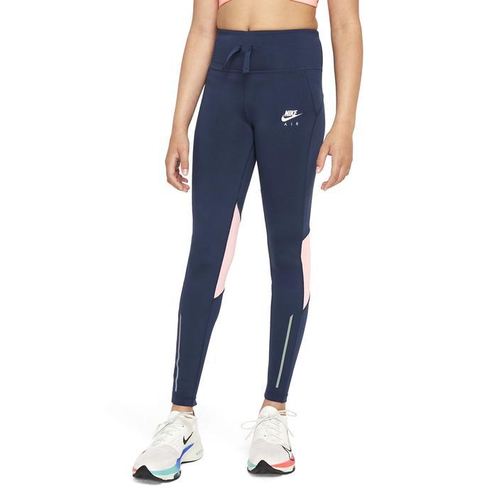 G Nk Df Air Legging Çocuk Mavi Günlük Stil Tayt DD7633-410 1308294