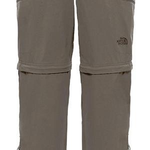 W Resolve Woven Kadın Gri Outdoor Pantolon NF0A556LVQ81