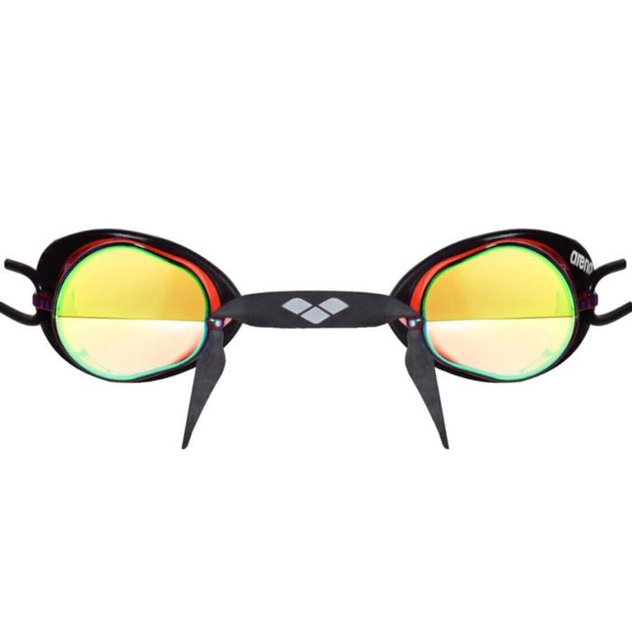 Swedix Mirror Unisex Kırmızı Yüzücü Gözlüğü 9239948 359643