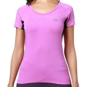 W Training + Kadın Çok Renkli Günlük Stil Tişört 3858995