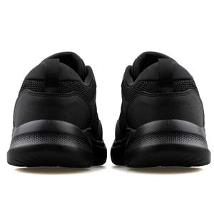 Go Walk 6 - Compete Erkek Siyah Günlük Stil Ayakkabı 216203 BBK