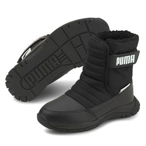 Nieve Boot Wtr Ac Ps Çocuk Siyah Günlük Stil Ayakkabı 38074503