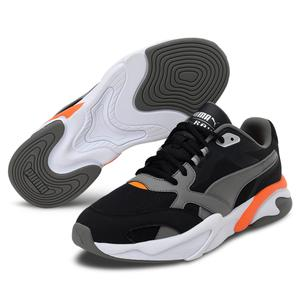 X-Ray Millenium Unisex Siyah Günlük Stil Ayakkabı 37599904