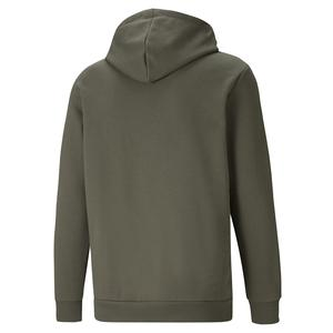 Ess Big Logo Hoodie Fl (S) Grape Leaf Erkek Mavi Günlük Stil Sweatshirt 58668744