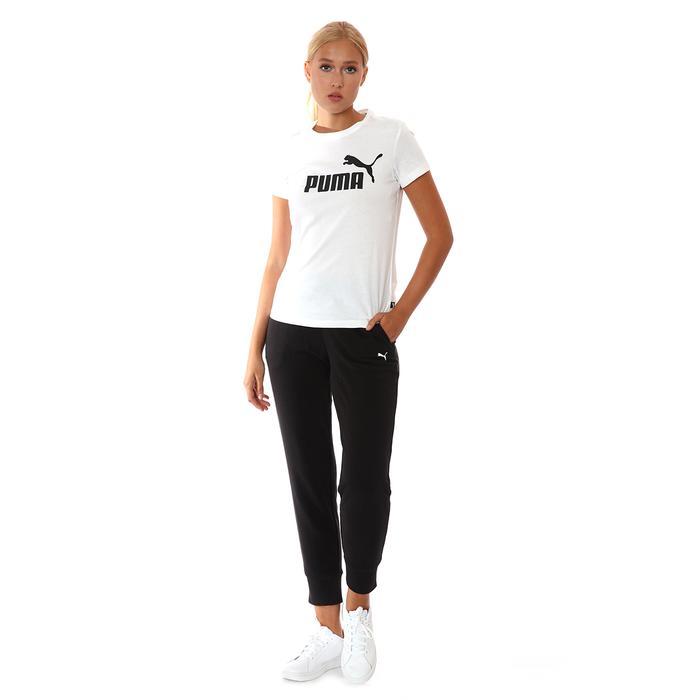 Ess Sweatpants Kadın Siyah Günlük Stil Eşofman Altı 58684251 1218167