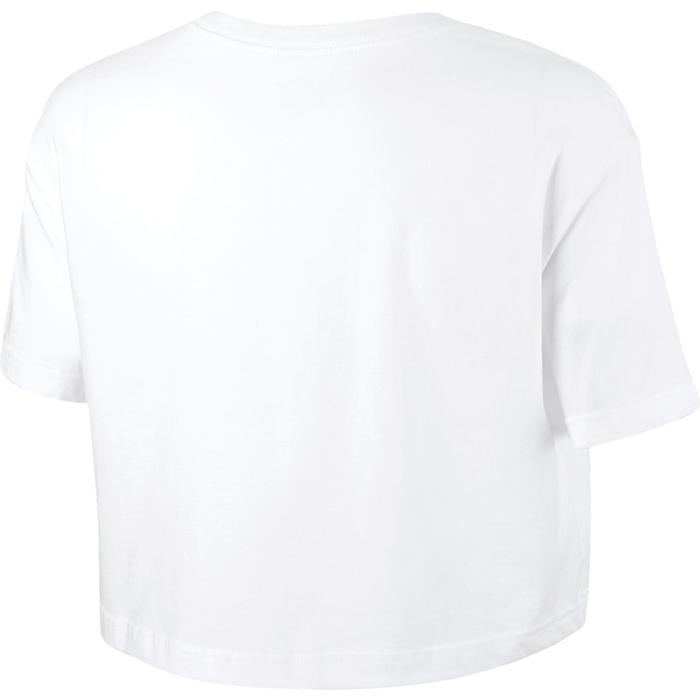 Sportswear Essential Kadın Beyaz Günlük Kısa Tişört BV6175-100 1173506