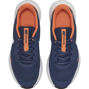 Revolution 5 (Gs) Çocuk Mavi Günlük Stil Ayakkabı BQ5671-410