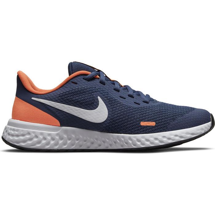 Revolution 5 (Gs) Çocuk Mavi Günlük Stil Ayakkabı BQ5671-410 1304483