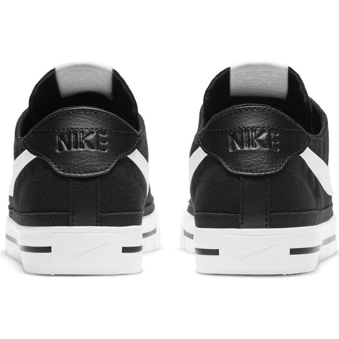 Court Legacy Cnvs Erkek Siyah Günlük Stil Ayakkabı CW6539-002 1285622