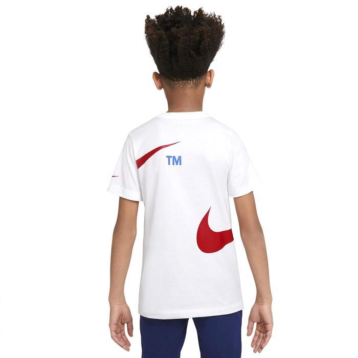 B Nsw Tee Swoosh Pack Çocuk Beyaz Günlük Stil Tişört DJ6616-100 1308886