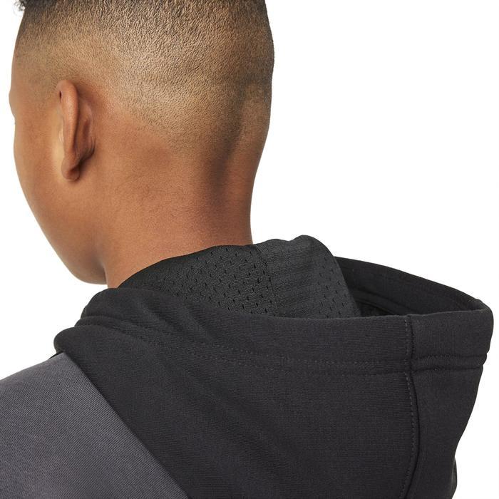 B Nsw Air Po Çocuk Siyah Günlük Stil Sweatshirt DD8712-010 1308386