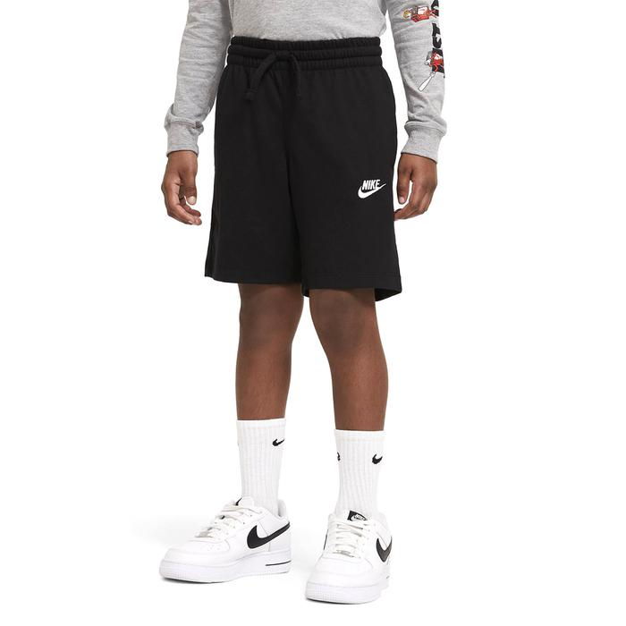Sportswear Çocuk Siyah Günlük Stil Şort DA0806-010 1299085
