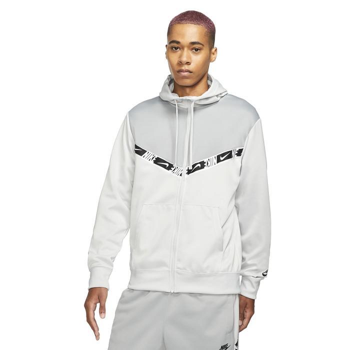 M Nsw Repeat Pk Fz Hoodie Erkek Siyah Günlük Stil Sweatshirt DM4672-025 1309103