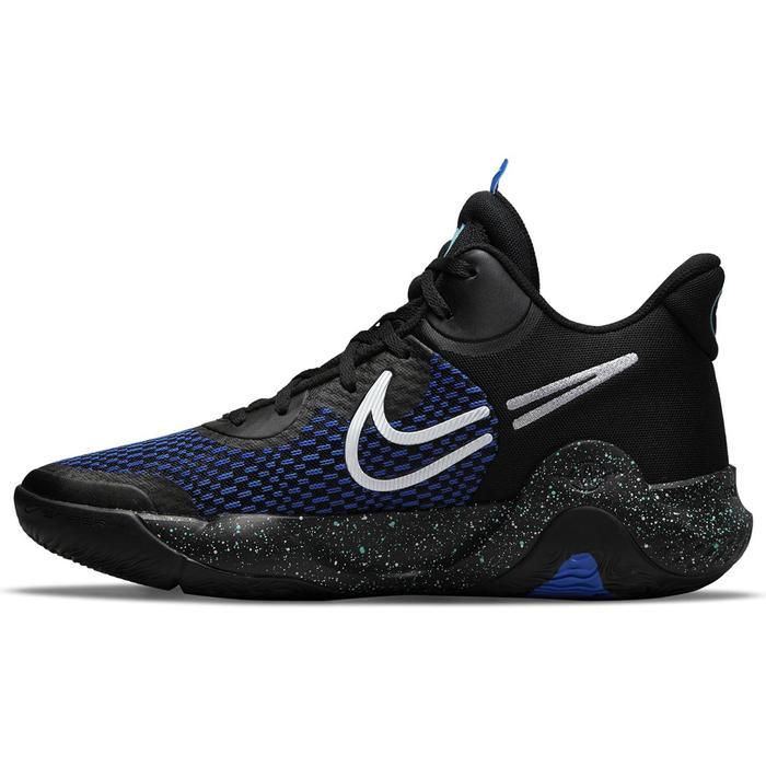 Kevin Durant Kd Trey 5 IX NBA Unisex Siyah Basketbol Ayakkabısı CW3400-007 1305688
