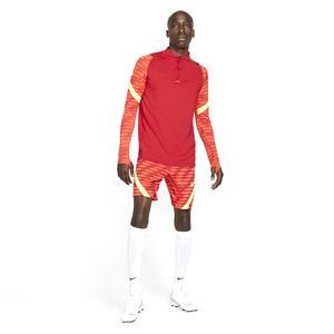M Nk Df Strke21 Dril Top Erkek Kırmızı Futbol Uzun Kollu Tişört CW5858-687