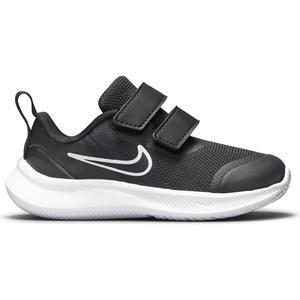 Star Runner 3 (Tdv) Çocuk Siyah Günlük Stil Ayakkabı DA2778-003