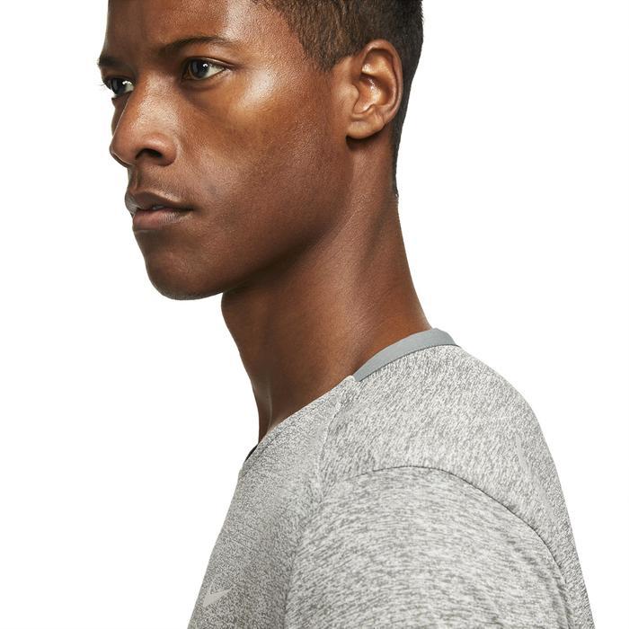 M Nk Df Rise 365 Ss Erkek Siyah Koşu Tişört CZ9184-084 1306369