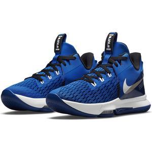 Lebron Witness V NBA Unisex Mavi Basketbol Ayakkabısı CQ9380-400
