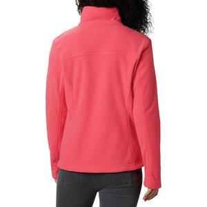 Fast Trek II Jacket Kadın Kırmızı Outdoor Polar EL6081-673