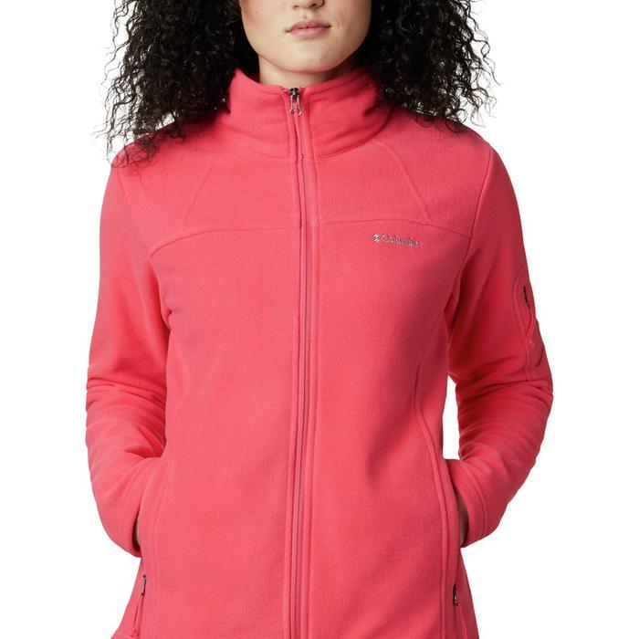 Fast Trek II Jacket Kadın Kırmızı Outdoor Polar EL6081-673 1321486