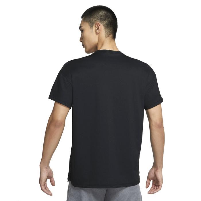 M Np Df Hpr Dry Top Ss Erkek Siyah Antrenman Tişört CZ1181-011 1274641