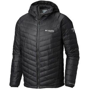Snow Country Hooded Jacket Erkek Siyah Outdoor Mont WO0872-010