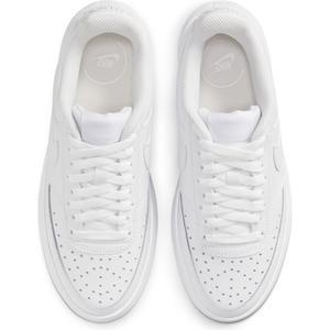 W Court Vision Alta Ltr Kadın Beyaz Günlük Stil Ayakkabı DM0113-100