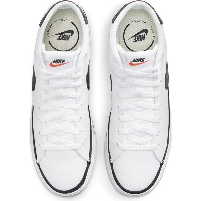 Court Legacy Cnvs Mid Erkek Beyaz Günlük Stil Ayakkabı DD0162-100 1307383