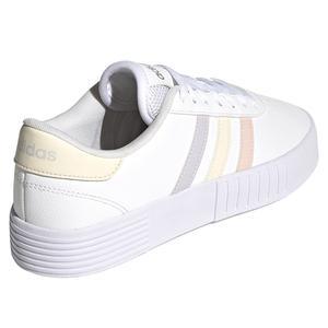 Court Bold Kadın Beyaz Günlük Stil Ayakkabı GZ2694