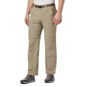 Silver Ridge Convertible Pant Erkek Kahverengi Outdoor Pantolon AM8004-221