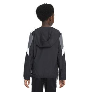 B Nsw Woven Jacket Çocuk Siyah Günlük Stil Ceket DD8701-010