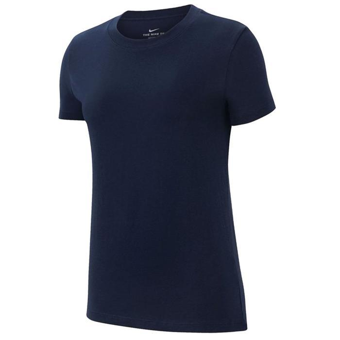 Park Kadın Lacivert Futbol Tişört CZ0903-451 1333605