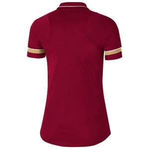Dri-Fit Academy Kadın Kırmızı Futbol Polo Tişört CV2673-677