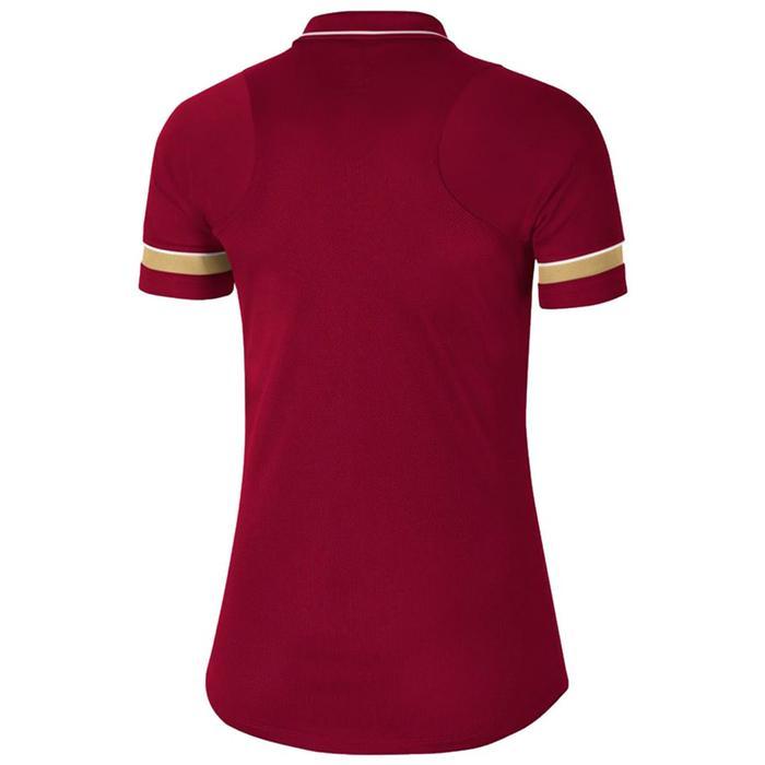 Dri-Fit Academy Kadın Kırmızı Futbol Polo Tişört CV2673-677 1333593
