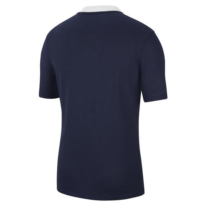 Dri-Fit Park Kadın Mavi Futbol Polo Tişört CW6965-451 1333548