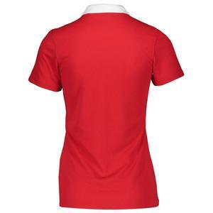 Dri-Fit Park Kadın Kırmızı Futbol Polo Tişört CW6965-657