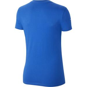 Park Kadın Mavi Futbol Tişört CZ0903-463