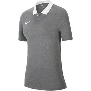 Dri-Fit Park Kadın Gri Futbol Polo Tişört CW6965-071