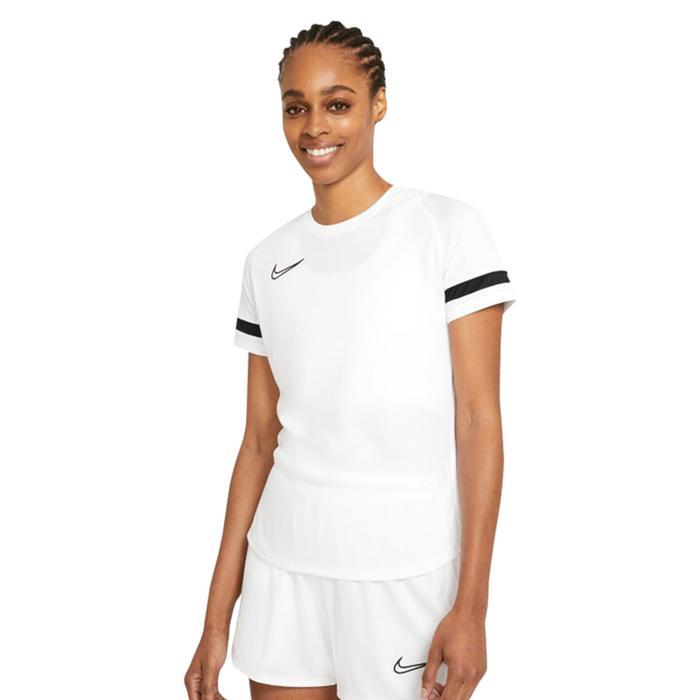W Nk Df Acd21 Top Ss Kadın Beyaz Futbol Tişört CV2627-100 1272505