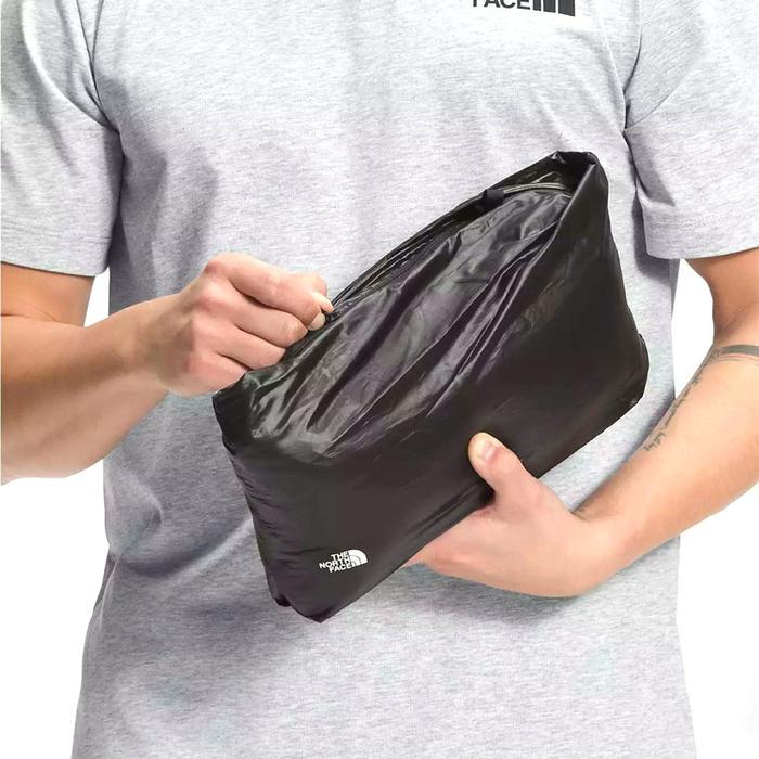 M Tball Eco Hdie Erkek Siyah Outdoor Ceket NF0A5GLKJK31 1318063