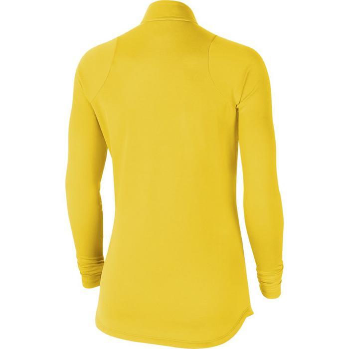 W Nk Df Acd21 Dril Top Kadın Sarı Futbol Uzun Kollu Tişört CV2653-719 1272603