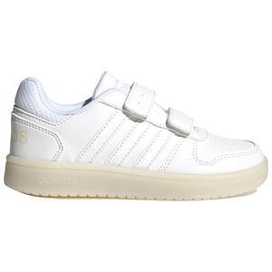 Hoops 2.0 Cmf C Unisex Beyaz Basketbol Ayakkabısı H01548