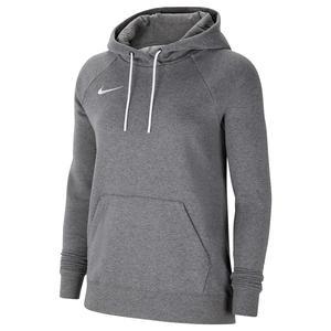 W Nk Flc Park20 Po Hoodie Kadın Siyah Futbol Sweatshirt CW6957-071