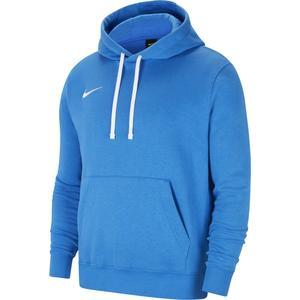 M Nk Flc Park20 Po Hoodie Erkek Mavi Futbol Sweatshirt CW6894-463