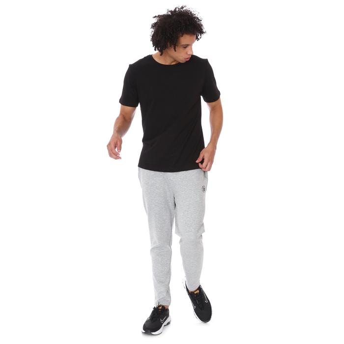 Spt Erkek Siyah Günlük Stil Tişört 21DETL18D-SYH 1310657