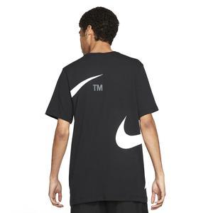 M Nsw Tee Stmt Gx Erkek Siyah Günlük Stil Tişört DD3349-010