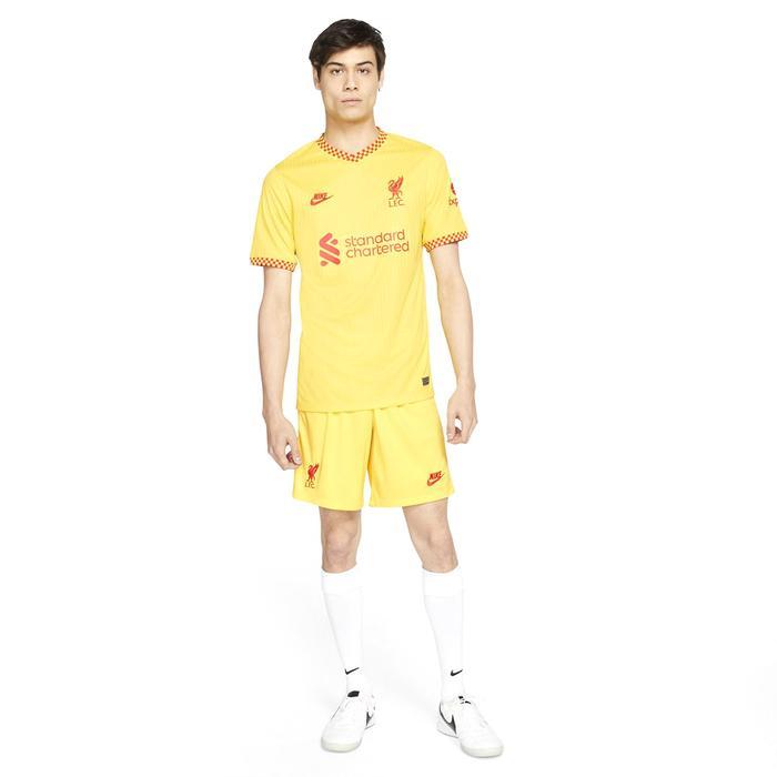 Lfc Mnk Df Stad Jsy Ss 3R Erkek Sarı Futbol Tişört DB5902-704 1307178