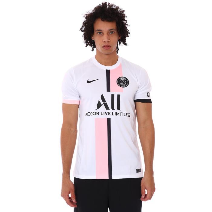 Psg Mnk Df Stad Jsy Ss Aw Erkek Beyaz Futbol Tişört CV7902-101 1305588